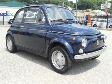 fiat 500 for sale 1970 fiat 500 for sale