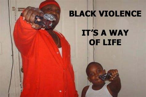 nigger violence better news happy negro new years holiday in chicago at