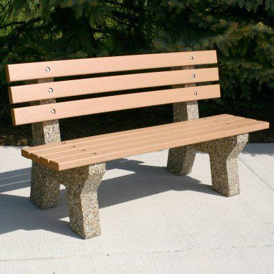 concrete and wood benches 25 best ideas about concrete bench on pinterest