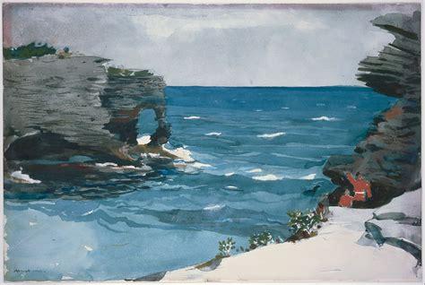 file meerabai painting jpg wikimedia commons file winslow homer rocky shore bermuda google art