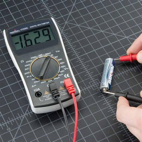 how to use a digital multimeter to test a resistor how to use a multimeter learn sparkfun