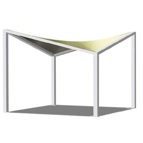 gazebo vela gazebo design con struttura in acciaio dehors vela san marco