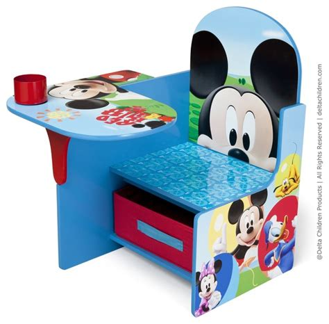 kid desk and chair set disney mickey mouse chair desk modern desks and
