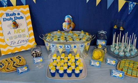 Ideas For Home Decorating Themes by 10 Must Haves At Your Rubber Ducky Baby Shower Catch My