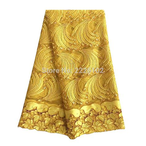 blue and gold african lace online buy wholesale fancy lace from china fancy lace
