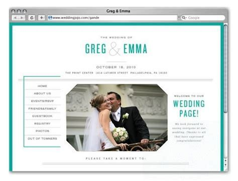 Best 25  Wedding website examples ideas on Pinterest   Web