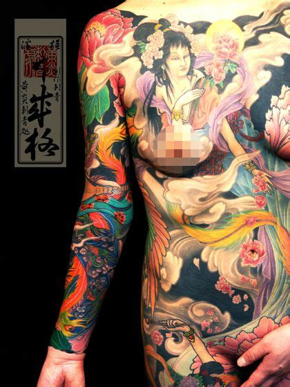 facts about tattoos horimono designs interesting facts about them