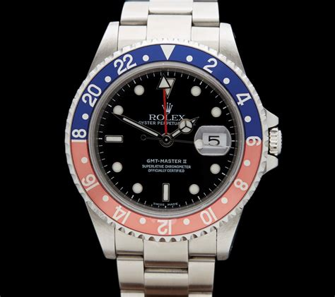 Rolex GMT Master II 16710 1973 W2199   Second Hand Watches   Xupes