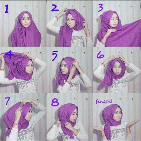 tutorial hijab arabian style modern hijab tutorial arabian style hijabiworld