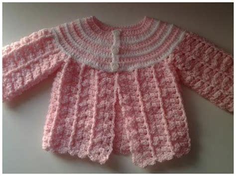chambritas on pinterest tejidos bebe and tejido jersey de bebe chambrita titorial 3 diy youtube