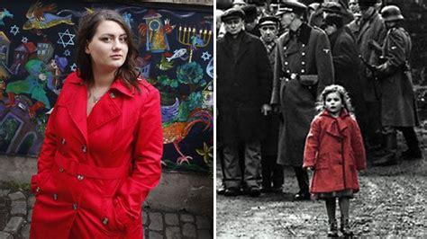 film schindler list adalah red coat girl from schindler s list i was horrified