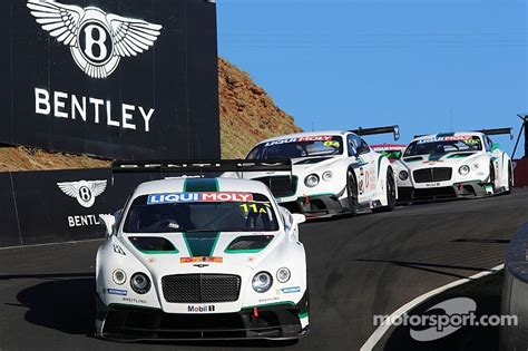 bentley bathurst bentley learns fast at bathurst