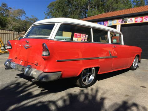 chevy  door wagon rare find  chevrolet  door wagon  sale cornubia qld