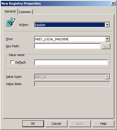 group policy for microsoft security essentials 2.0