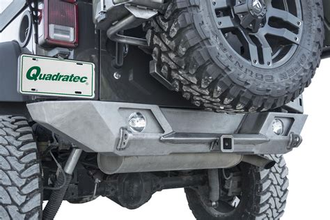 Lod Jeep Bumper Lod Destroyer Shorty Rear Bumper With Tire Carrier For 07