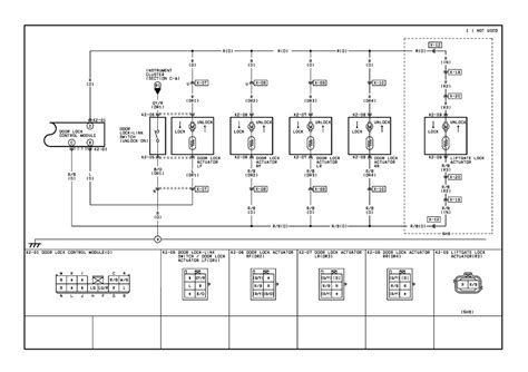 wiring diagram power door lock jeffdoedesign