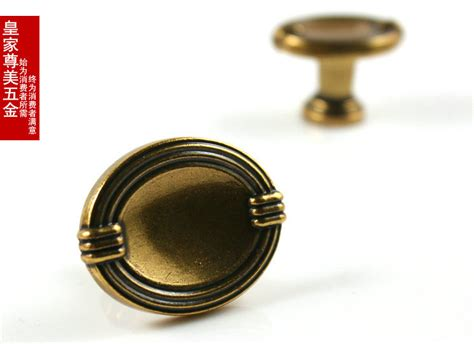 new arrival furniture yellow bronze wardrobe handles