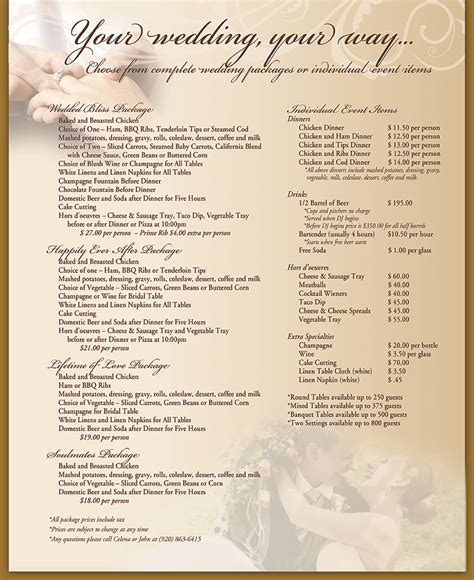 wedding checklist and average prices wedding planner wedding checklist with prices