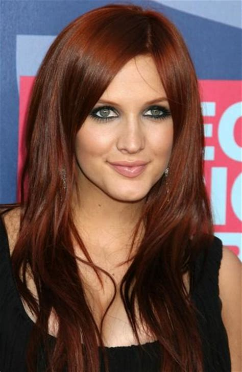 auburn hair color best auburn hair color trends modhair hairstyle