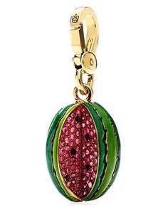 Pav Watermelon Charm P 916 1000 images about couture charms on couture charms couture and