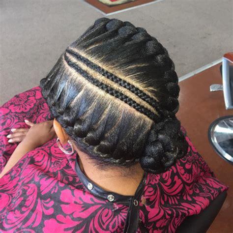 1 crown goddess braids 1 crown goddess braids 20 gorgeous goddess braids styles