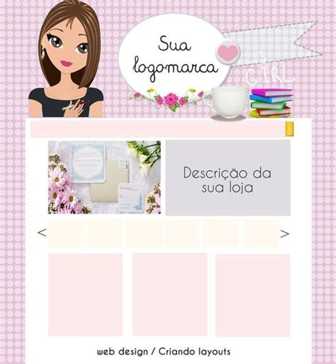 layout para email 97 melhores imagens de layouts para loja elo7 no pinterest