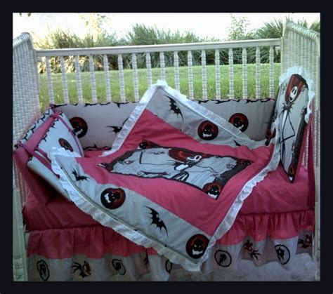 nightmare before christmas crib bedding gothic nursery right or wrong page 21 babycenter