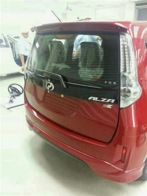 Cermin Belakang Alza harga kereta semasa harga dan ciri menarik alza 2014