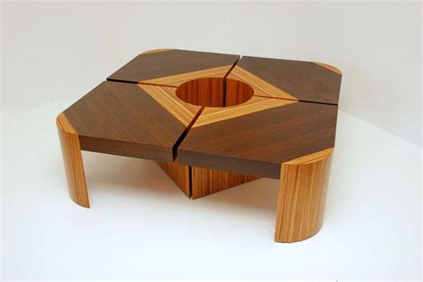 Contemporary Handmade Furniture - handmade modern wood furniture best decor things