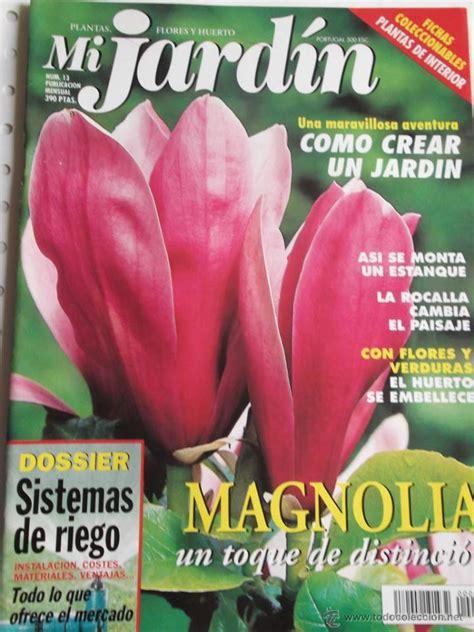 revista mi jardin revista mi jard 237 n n 186 13 ideas sobre plantas f comprar