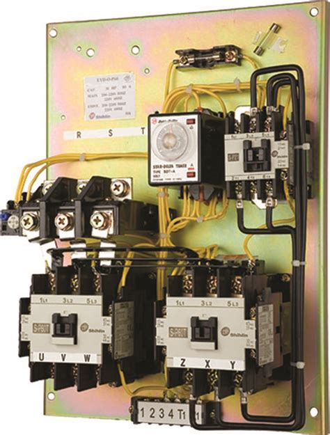 magnetic contactor magnetic switches thermal