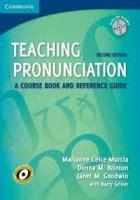 libro phonetics a coursebook teaching pronunciation biblioteca quot alfonsina storni quot