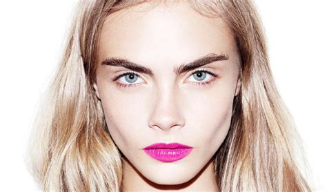 The Model Eyebrow 4 by Get Your Skin Together Advice From Cara Delevingne S