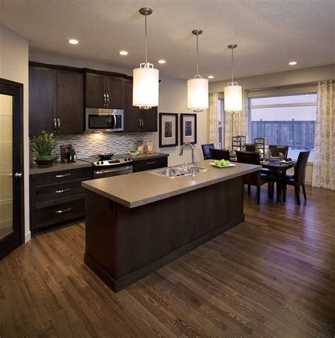 kitchen floor ideas with dark cabinets love the tones in this floor home decor fireplaces