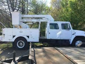 international 7v4 crew cab truck 1988