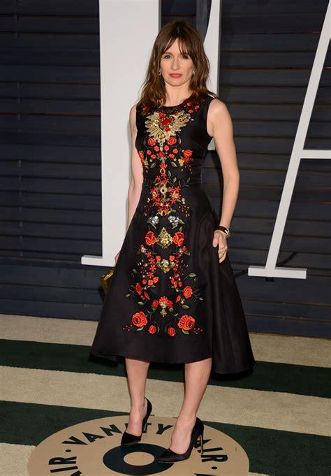 Style Emily Mortimer by Emily Mortimer 2015 Vanity Fair Oscar In