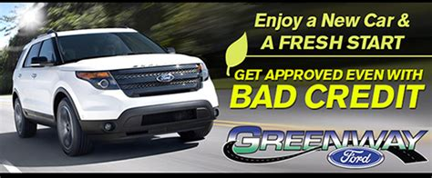approved bad credit car loans bad credit car loans from greenway ford in orlando fl