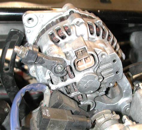 mazda 323 alternator wiring diagram mazda wiring diagram
