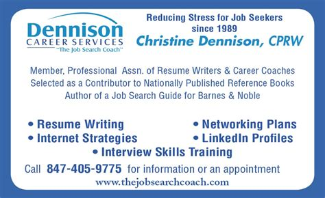 Colorado State Mba Phone Number by Dennison Career Services Get Quote Career Counseling