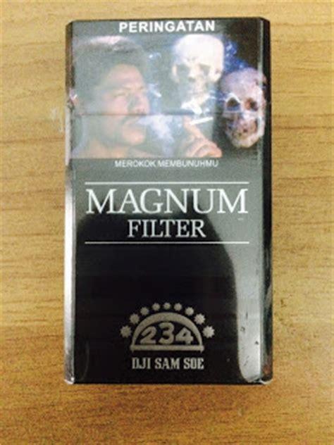 Rokok Dji Sam Soe Magnum dji sam soe magnum filter skm flavor dengan batang yang besar review rokok