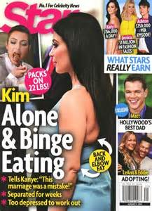 Kim kardashian is reportedly binge eating to deal with her alleged