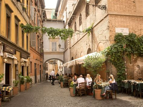 best restaurant in trastevere rome italy the 38 essential rome restaurants eater