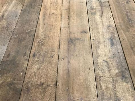Planche De Bois Ancien plancher ancien de r 233 cup 233 ration en vieux ch 234 ne bca