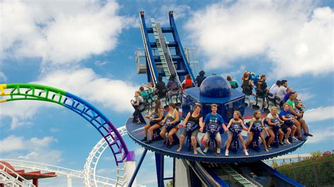 theme park new zealand north island theme parks pictures view images of australia south pacific