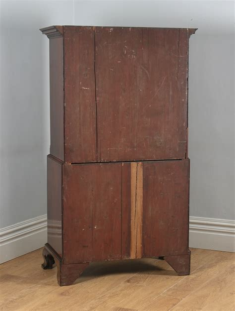 georgian chinese chippendale side chair circa 1760 for antique georgian chippendale flame mahogany tallboy