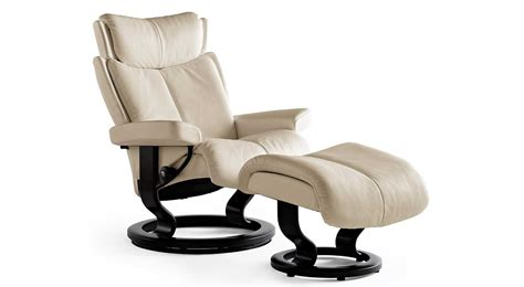 stressless armchair circle furniture stressless magic chair ekornes chairs ma