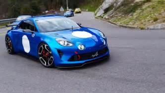 Nouvelle Renault Alpine Scoop La Nouvelle Renault Alpine A120 Pour La Premi 232 Re