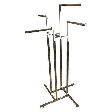 4 Arm Clothing Rack by 4 Arm Garment Rack 4x Kas Shopfittings