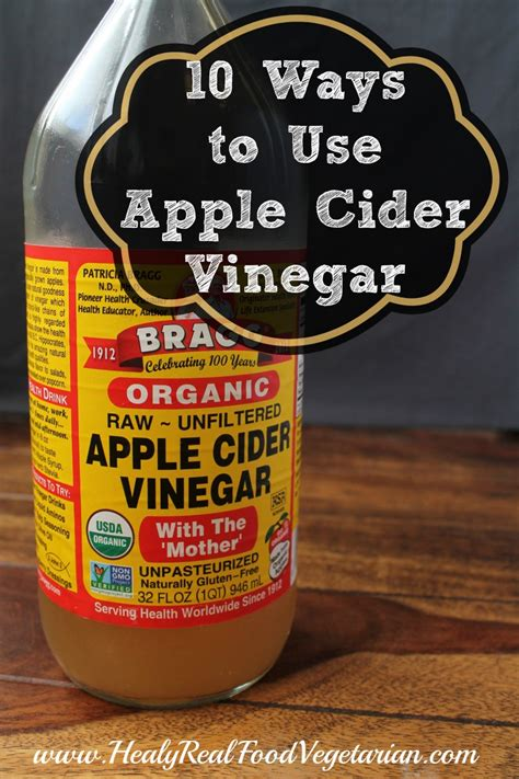 tattoo apple cider vinegar 10 ways to use apple cider vinegar healy eats real