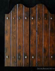 Western Interior Doors Custom Western Swinging Saloon Doors Rustic Interior Doors Los Angeles By Hylton Butterfield